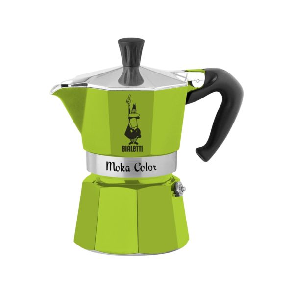Bialetti moka color-green