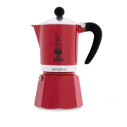 Гейзерная кофеварка BIALETTI RAINBOW ROSSA 6TZ