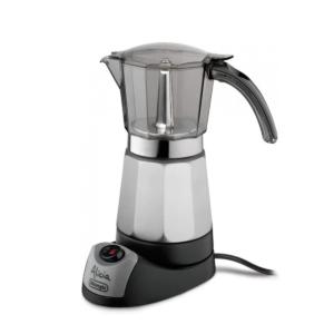 Электрическая гейзерная кофеварка DeLonghi EMK 9