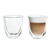 Набор стаканов DeLonghi Cappuccino 190 мл (2 шт.)
