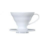 Пуровер Hario V60 01 для заваривания кофе на 1-2 чашки