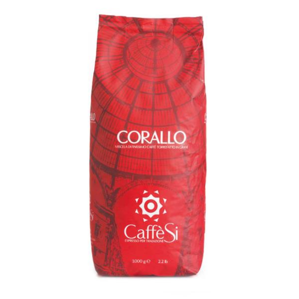 Кофе в зернах CaffeSi Corallo (1 кг)